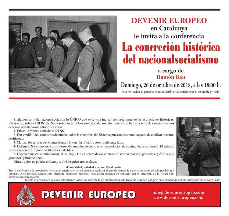 La cocnrecion historica del ns_26-10-19