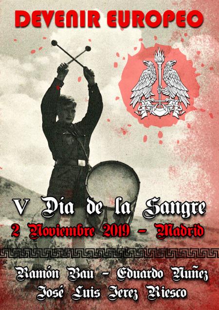 V Día de la Sangre_Madrid 2019